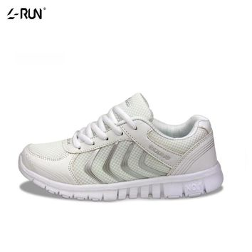 New Spring Summer 2016 Fashion Shoes Breathable Women Platform Casual Shoes Men Shoes