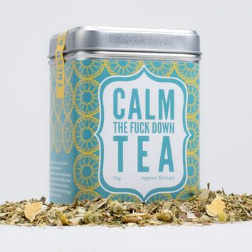 Calm the Fck Down Tea | Firebox.com - Shop for the Unusual