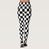 Square Biz Leggings
