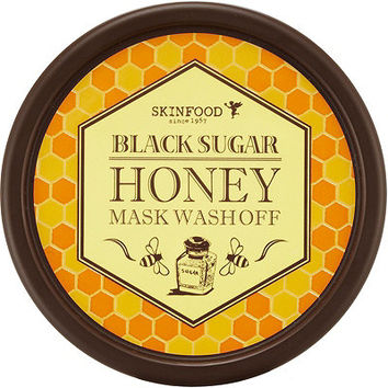 Skinfood Black Sugar Honey Wash Off Mask | Ulta Beauty