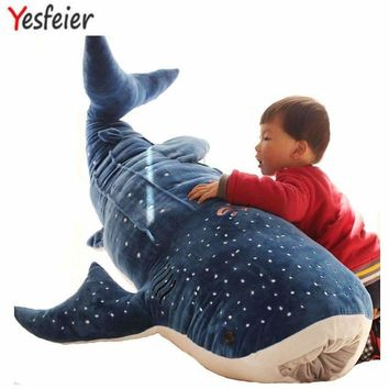Extra Large Whale Shark Plush Toy