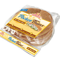 Arnold Pocket Thins 16 OZ 100% Whole Grains
