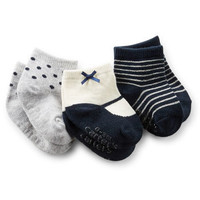 3-Pack Little Collection Socks