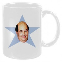 The Office Kevin Star Mug - NBC Store - View All