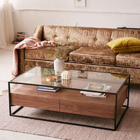 Daliah Coffee Table   Urban Outfitters