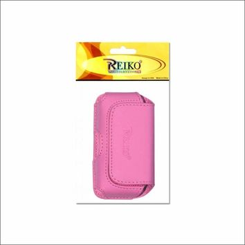 HORIZONTAL POUCH HP11A MOTOROLA V9 HOT PINK 4X0.5X2.1 INCHES: Case Of 120