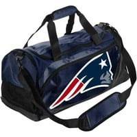 New England Patriots 2013 Small Locker Room Duffle Bag - Navy Blue