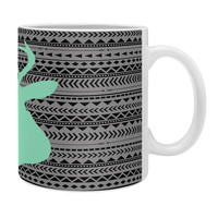 Allyson Johnson Deer And Aztec Coffee Mug