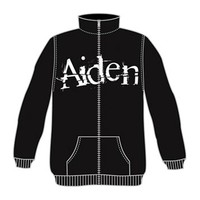 Aiden Men's  Jogger Sweatshirt Black