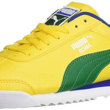 PUMA Kids' Roma Basic Jr Chukka