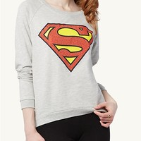 Bling Superman Sweatshirt