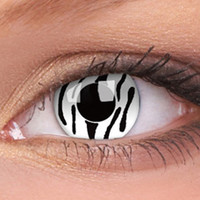 Zebra Contact Lenses, Zebra Contacts | EyesBright.com