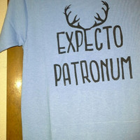 Harry Potter Shirts (Expecto Patronum) nerd cute! SALE!