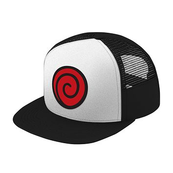 Naruto Uzumaki Clan Trucker Hat - PF00301TH