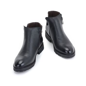 new Men Autumn Winter Leather Boots size 7810