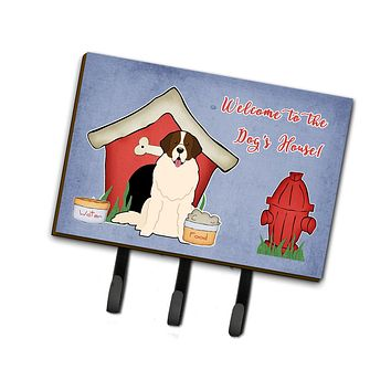 Dog House Collection Moscow Watchdog Leash or Key Holder BB2781TH68