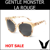 Gentle Monster La Rouge Sunglasses La Rouge Tortoise