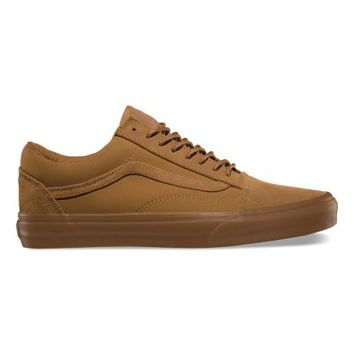 Vans Suede Buck Old Skool (tobacco brown)