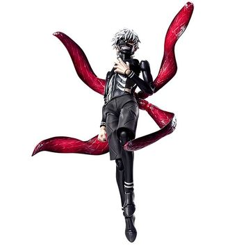 Tokyo Ghoul Kaneki Ken Movable Action Figure Collectible