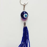 Evil eyeball Key Chain