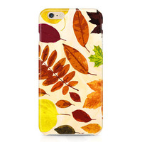 Autumn Leaves Phone Case, Fall Colors Phone Case, Woodland Phone Case, Thanksgiving iPhone, Samsung Galaxy