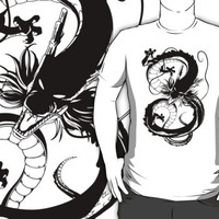 Black Dragon (1 color)