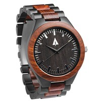 Black Stainless Redwood Theo