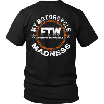 *My Motorcycle Madness!