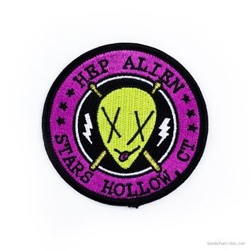 HEP ALIEN // PATCH