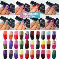 Elite99 Nail Gel Polish Temperature Changing Nail Color
