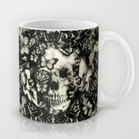 Victorian Gothic Mug by Kristy Patterson Design