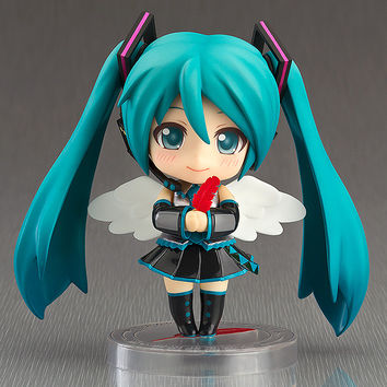 Hatsune Miku: Red Feather Community Chest Movement 70th Anniversary Commemoration Nendoroid Co-de