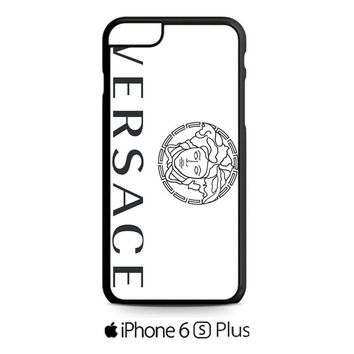 Versace White iPhone 6S  Plus  Case