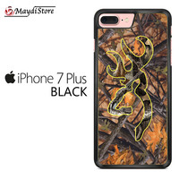 Love Browning Deer Camo Boy 3 For Iphone 7 Plus Case