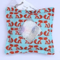 I Spy Bag with detachable item list, Foxes, Educational Game, Busy Bag