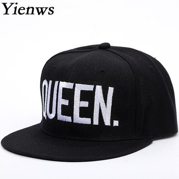 Yienws Stylish Straight Cap for Men Full Cap Hat Baseball Women 75fdf3eb10d