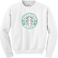 Starbucks Queen Crewneck