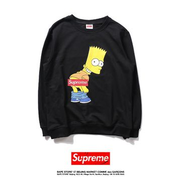 Cartoons Pullover Winter Hoodies [10919461639]