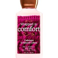 Body Lotion Wrapped in Comfort
