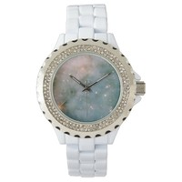 Carina Nebula NGC3372 Wrist Watches