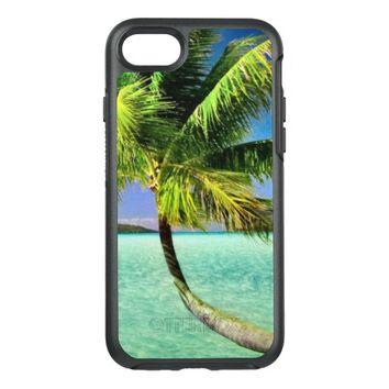 Tropical Tree OtterBox Symmetry iPhone 7 Case