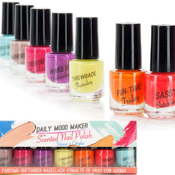 DAILY MOOD MAKER SCENTED NAIL POLISH