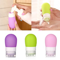 Professional Hot Sale Hot Deal On Sale Beauty Make-up Tool Silicone Cosmetic Storage Sub-bottle [9768377743]