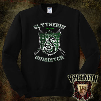 Slytherin Crewneck Sweatshirt
