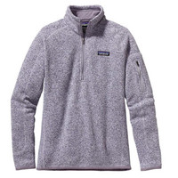 Patagonia Better Sweater Fleece 1/4 Zip - Women's at City Sports
