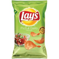 Lay's® Pico de Gallo Potato Chips 2.88 oz. Bag - Walmart.com