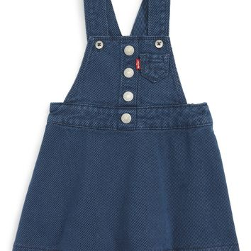 LEVI'S® Pinafore Dress (Baby Girls) | Nordstrom