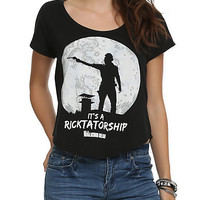 The Walking Dead Ricktatorship Top