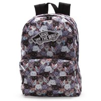 Vans x ASPCA Realm Backpack (Cats)