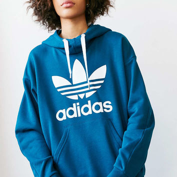 adidas Originals Tech Steel Hoodie Sweatshirt - Urban Outfitters